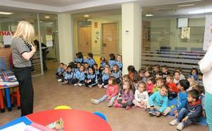 Un proyecto de la biblioteca municipal najerina, seleccionado para la campaña María Moliner