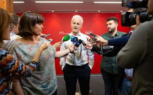 El PSOE abre el fuego