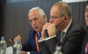 Ceniceros reclama en Bruselas que el presupuesto europeo tenga en cuenta la despoblación