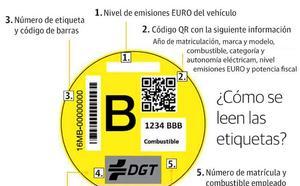 El distintivo ambiental, un pasaporte ya obligatorio para entrar en ciertas ciudades