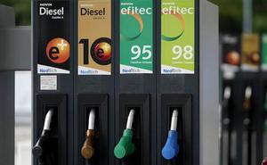 La subida del precio del diésel afectará a más de 100.000 vehículos de la región