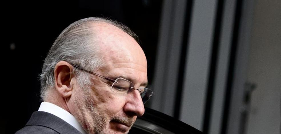 Rodrigo Rato deberá ingresar en prisión en diez días