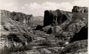 Valle del Iregua, entre Viguera e IslallanaGuindilla trifásica en la calle Toledo