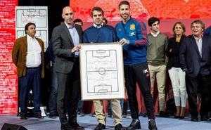 'El sabio del éxito', homenaje a Aragonés