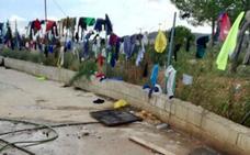 Denuncian la presencia de 300 inmigrantes hacinados en una antigua granja de cerdos de Albacete