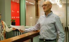 Tercer precandidato para las primarias del PSOE logroñés