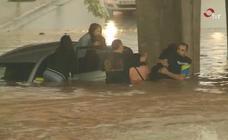 Obras de carácter «urgente» en La Cava para evitar inundaciones como las de San Mateo