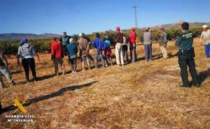 Desarticulada una mafia que explotaba a 44 temporeros en La Rioja