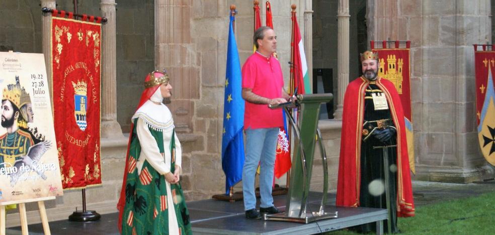 El presidente de 'Amigos de las Crónicas', invitado al Palacio Real por el día de la Hispanidad