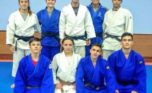 Siete judokas acuden a la Supercopa de España