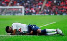 Rose y McCarthy se caen de la convocatoria de Inglaterra por lesión