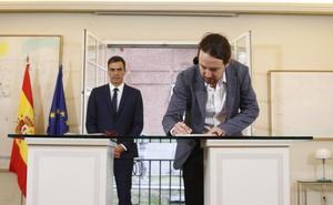 Euforia en Podemos por las cesiones arrancadas al Gobierno