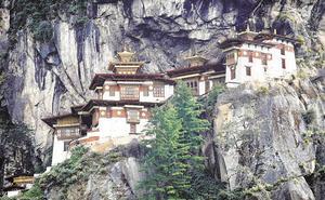 Bután, el único país que hace retroceder al cambio climático