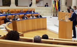 Ceniceros pide un convenio para «formalizar» que el Estado pague el Sagasta