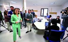 Gamarra inaugura el Centro del Emprendimiento «para desarrollar ideas y proyectos de negocios»