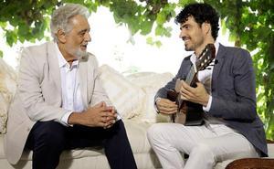 Plácido y Pablo se reúnen para 'Volver'