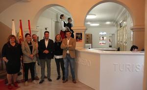 La oficina de turismo de Arnedo traslada sus servicios al Nuevo Cinema