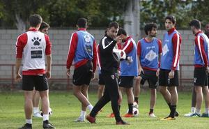«Juguemos fuera o en Las Gaunas, necesitamos ganar»
