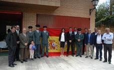 Toda La Rioja celebra el día de la patrona de la Guardia Civil