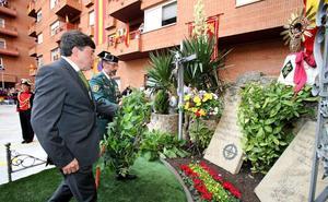Pérez Sáenz reivindica el papel de la Guardia Civil como elemento de unión