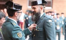 Día de la Guardia Civil en Logroño (I)