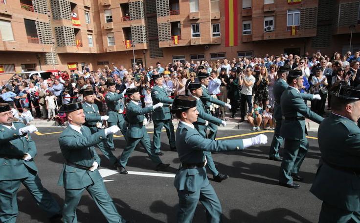 Día de la Guardia Civil en Logroño (II)