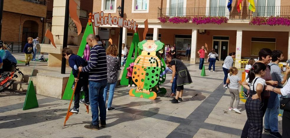 Fiestas de Gracias con actos para todos en Lardero