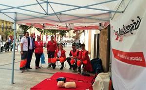 Cruz Roja promueve la buena salud en Haro
