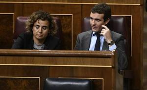 El PP aprovecha la oportunidad de situar al PSOE escorado a la izquierda