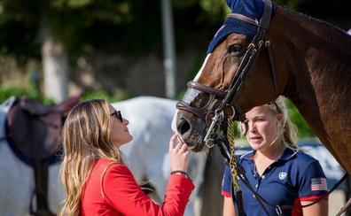 Jessica Springsteen: «Tengo mucho más talento con los caballos que con la música»