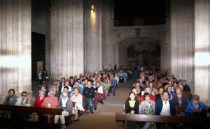 Santa María, foco cultural de Nájera