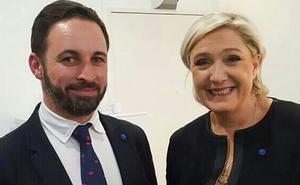 Vox hace suyo el discurso más duro de la extrema derecha internacional