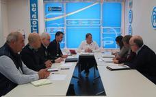 Herranz recoge la reivindicación unánime riojana sobre la reforma de la PAC