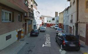 Un niño de 11 años, trasladado a Urgencias tras un incendio en Calahorra