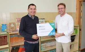 El CRA Entreviñas recibe el 'Vanguardia educativa'
