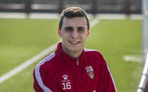 «Quiero volver a jugar a fútbol como si la lesión de rodilla no hubiera existido»