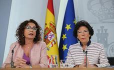 El Ejecutivo insta a los secesionistas a optar entre sus presos o «las personas»