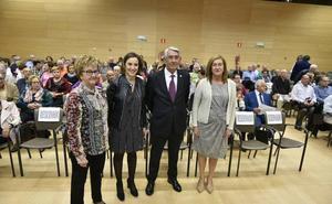 La Asociación de Pensionistas y Jubilados de La Rioja celebra su 40 aniversario