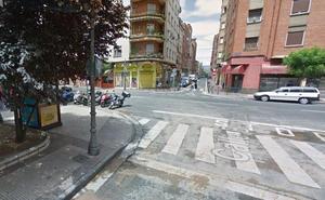 Atropellado un hombre de 70 años en Logroño