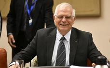 Borrell vincula el aumento de la cooperación al desarrollo a la aprobación de los Presupuestos