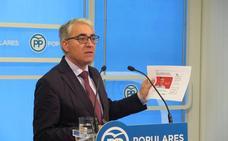 El PP acusa al PSOE de «dejar tirada» y «traicionar» a La Rioja