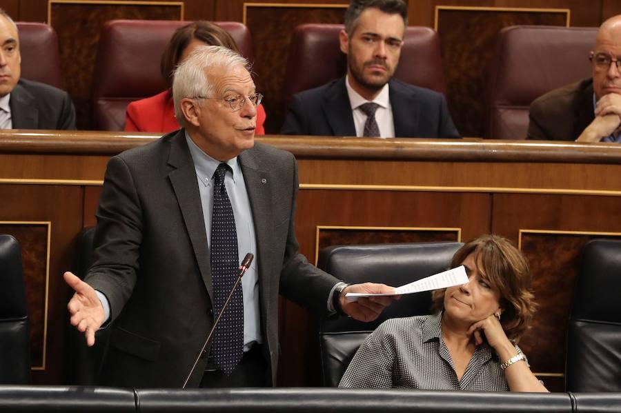 Borrell pagará la multa de la CNMV por uso de información privilegiada