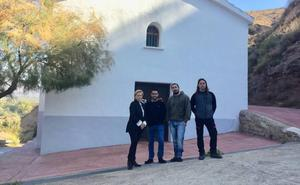 El Gobierno riojano invierte 36.731 euros en restaurar la ermita de Alcanadre