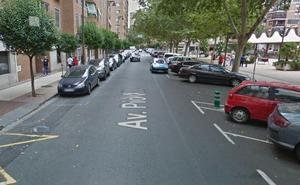 Tres registros policiales en tres viviendas de Logroño
