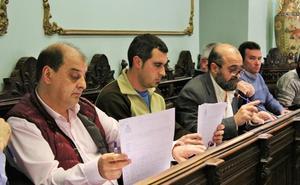 Gasalla regresa hoy al Ayuntamiento de Haro, pero entregará su acta el lunes