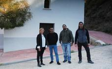 Visita a la ermita de Aradón rehabilitada