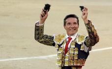 Urdiales gana el premio de 'Telemadrid' al triunfador del año en Las Ventas
