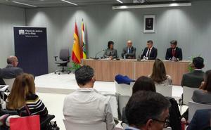 La Asociación de Fiscales pide en Logroño respeto para los compañeros que trabajan en el «procés» catalán