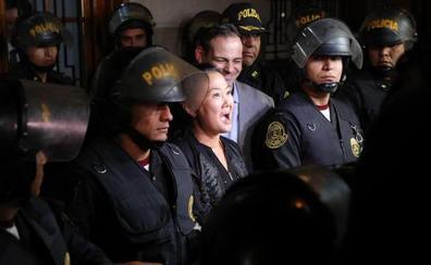 Un tribunal peruano ordena liberar a la opositora Keiko Fujimori