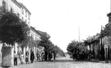 Avenida de la Estación de Calahorra